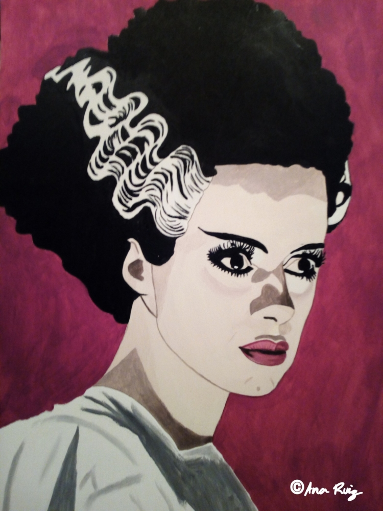 Elsa Lanchester by 12197711